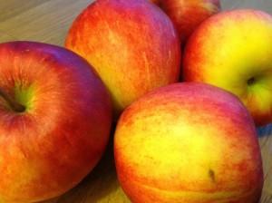 Råvaruguide för Äpple