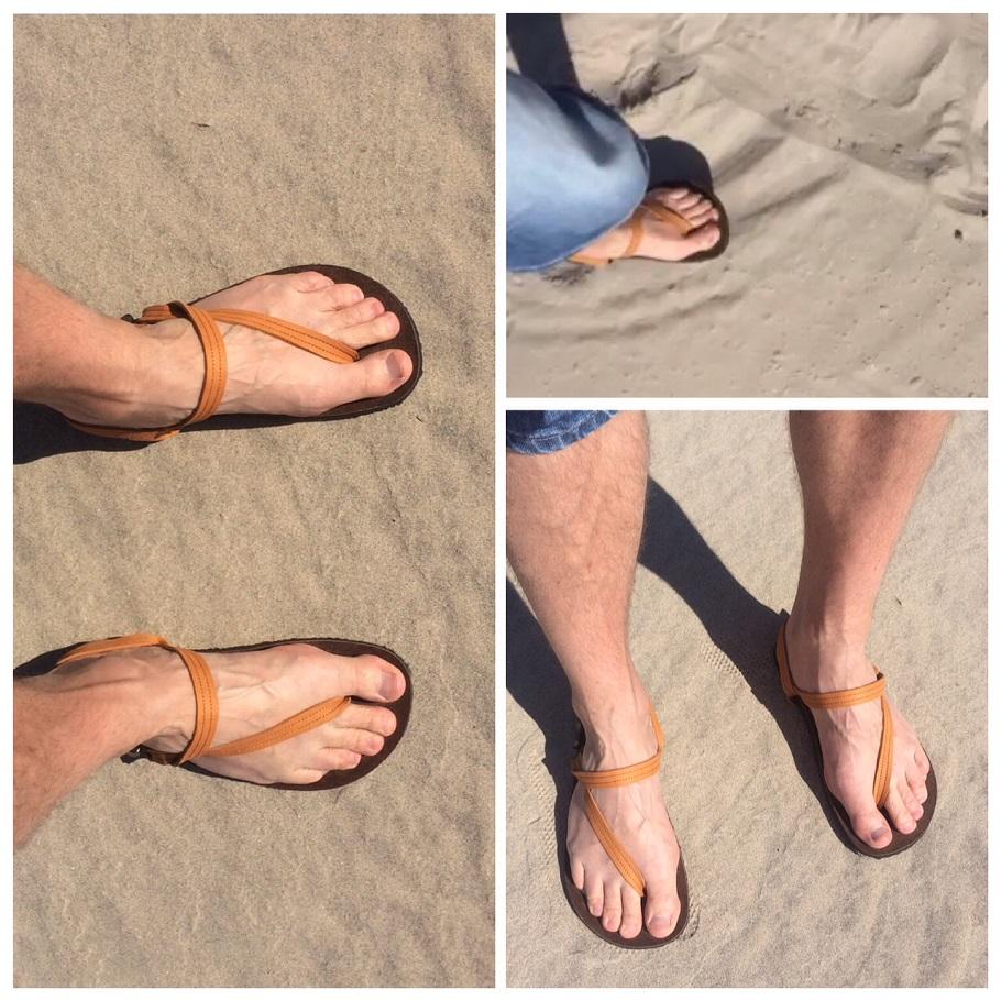 Earth Runners sandaler