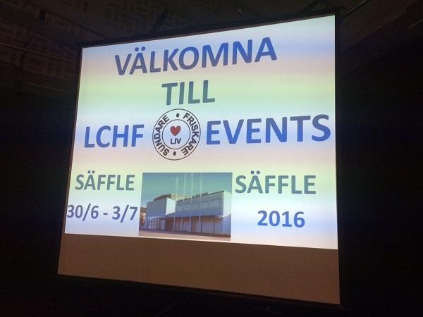 LCHF event