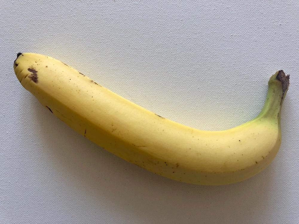 En banan