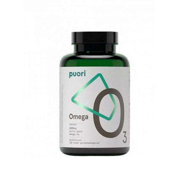Burk med kosttillskott Omega 3