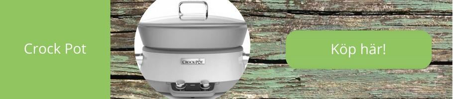 Köpknapp till en Crock Pot