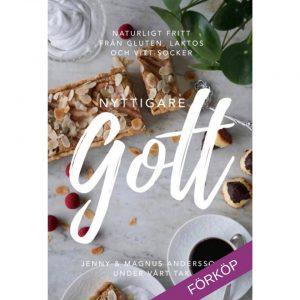 Framsidan för boken Nyttigare Gott