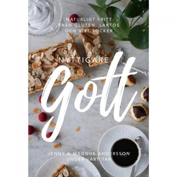 Omslag för boken Nyttigare gott