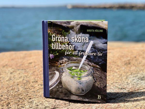 Kokboken Gröna, sköna tillbehör av Birgitta Höglund