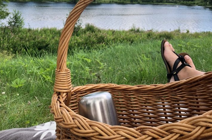 picknick vid vatten, tips om prylar vid utflykter
