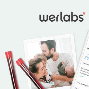 Blodprover via Werlabs för en Hälsokontroll