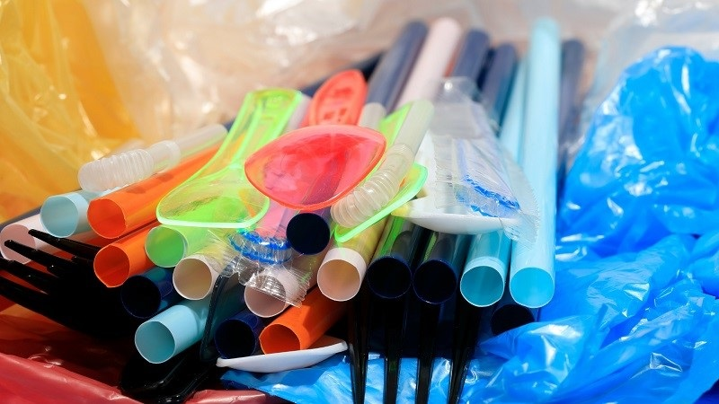 Engångsartiklar i plast
