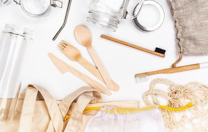 Flergångsartiklar i naturmaterial, ett enkelt sätt att plastbanta